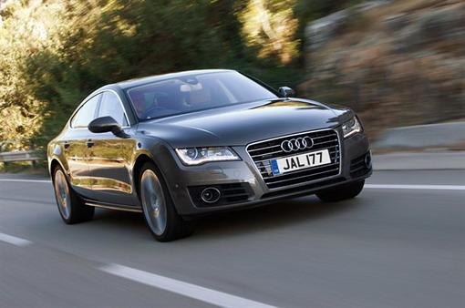 Audi A4 3.0 TFSI quattro AT