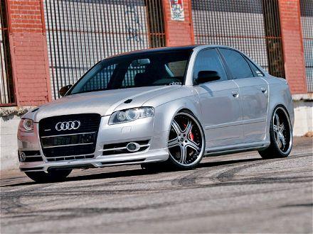 Audi A4 Avant 2.0 TFSI Multitronic