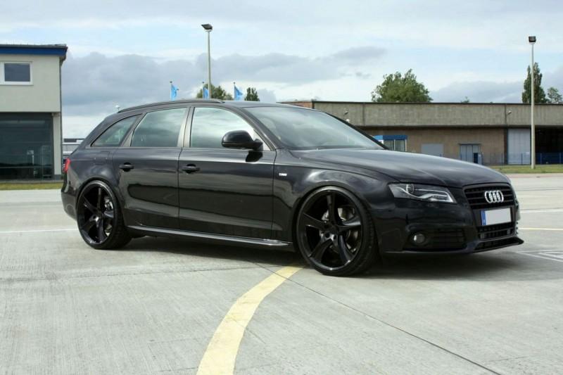 Audi A4 Avant 2.5 TDI Multitronic
