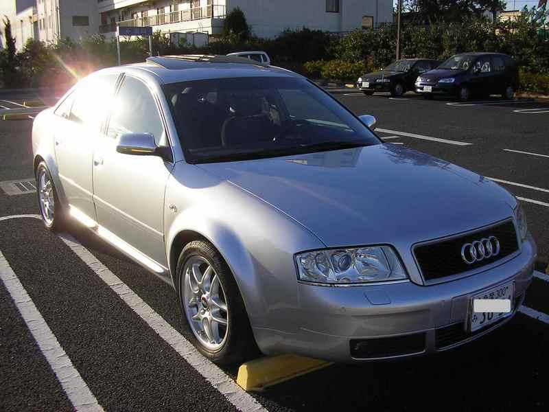 Audi A4 Avant 2.6