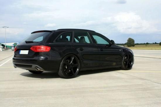 Audi A4 Avant 2.7