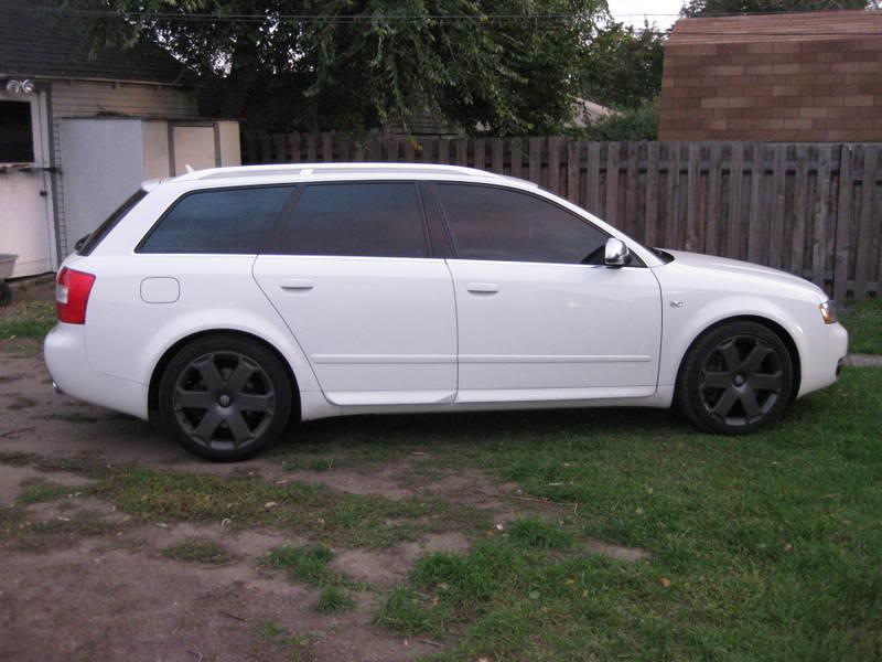 Audi A4 Avant 2.8 Quattro