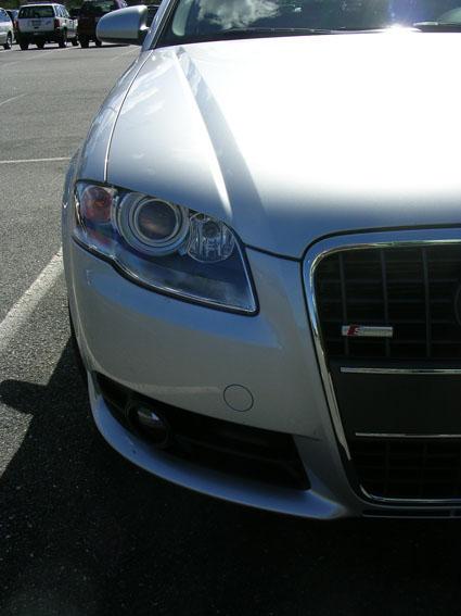 Audi A4 Avant 3.2 FSI Quattro Tiptronic