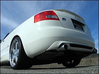 Audi A4 Cabriolet 1.8 T
