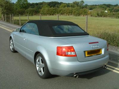 Audi A4 Cabriolet 2.4