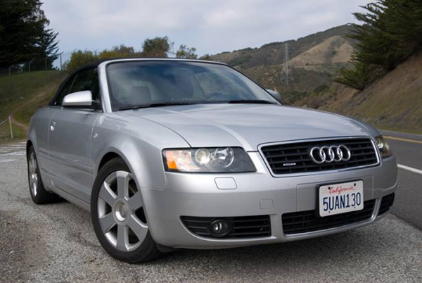 view of audi a4 cabriolet 3 0 quattro photos video features and tuning. Black Bedroom Furniture Sets. Home Design Ideas