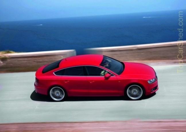 Audi A5 2.0T FSi