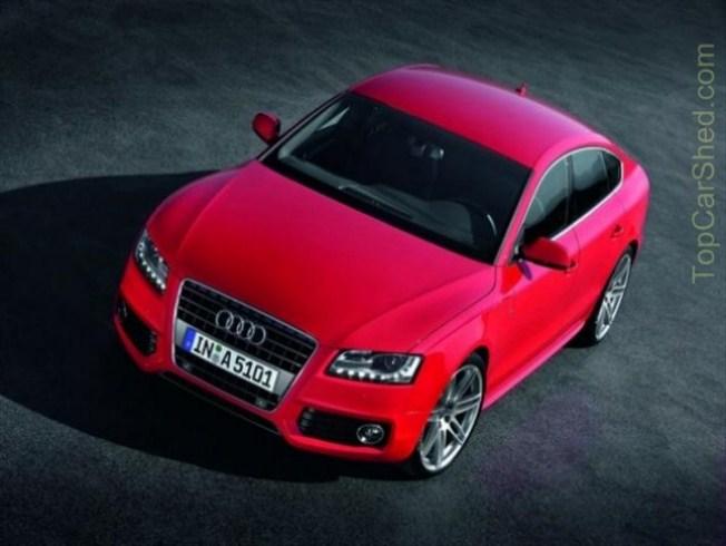 Audi A5 3.0 TDi Quattro Sportback S-Tronic