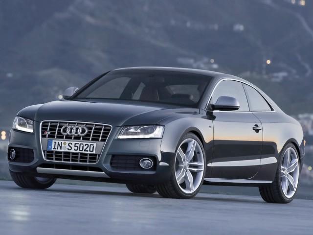 Audi A5 3.0TDI Coupe Quattro