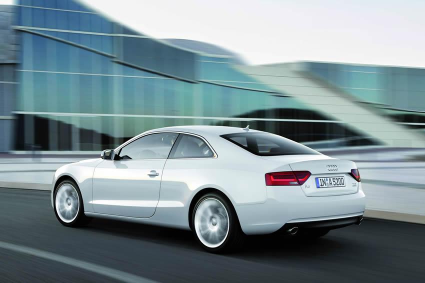 Audi A5 3.2 Coupe Quattro