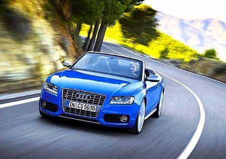Audi A5 3.2 FSi Quattro Cabriolet S-Tronic