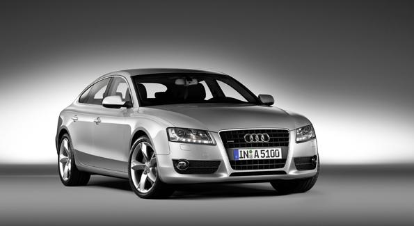 Audi A5 Coupe 2.0 TFSI 180hp CVT