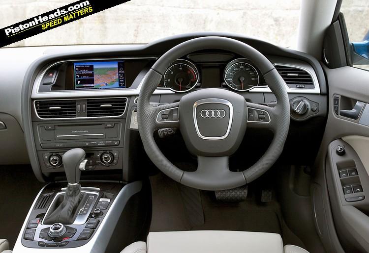 Audi A5 Sportback 3.0 TDI 240hp quattro DSG