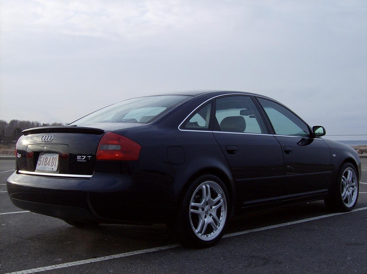 Audi A6 1.8 T Automatic