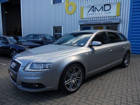Audi A6 2.4 quattro MT