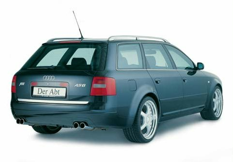 Audi A6 2.7 T 230hp MT