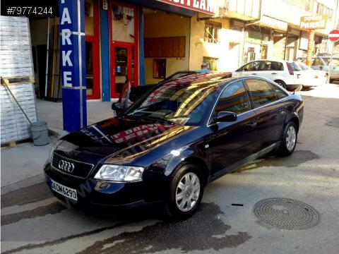 Audi A6 2.8 193hp quattro AT