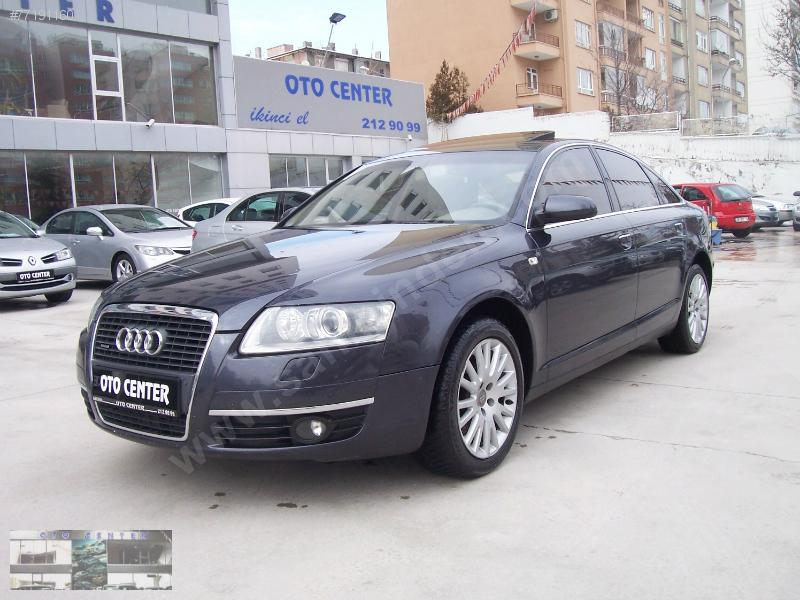 Audi A6 3.0 TDI 233hp quattro AT