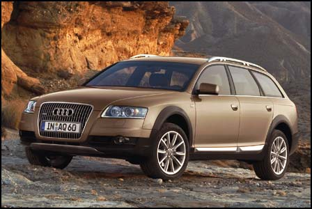 Audi A6 Allroad 3.2 FSI quattro AT