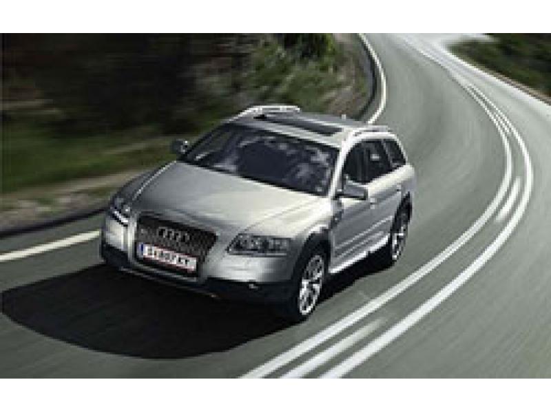 Audi A6 Allroad 4.2 FSi