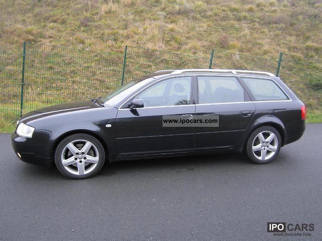 Audi A6 Avant 2.5 TDi Quattro