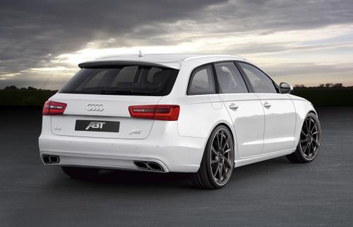 Audi A6 Avant 3.0