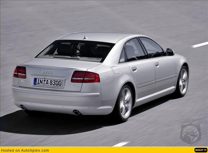 Audi A8 2.8 FSi