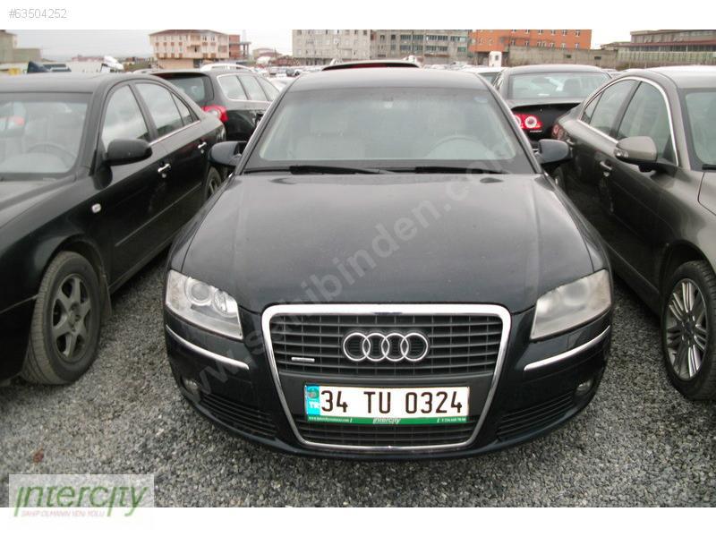 Audi A8 3.2 FSi Quattro