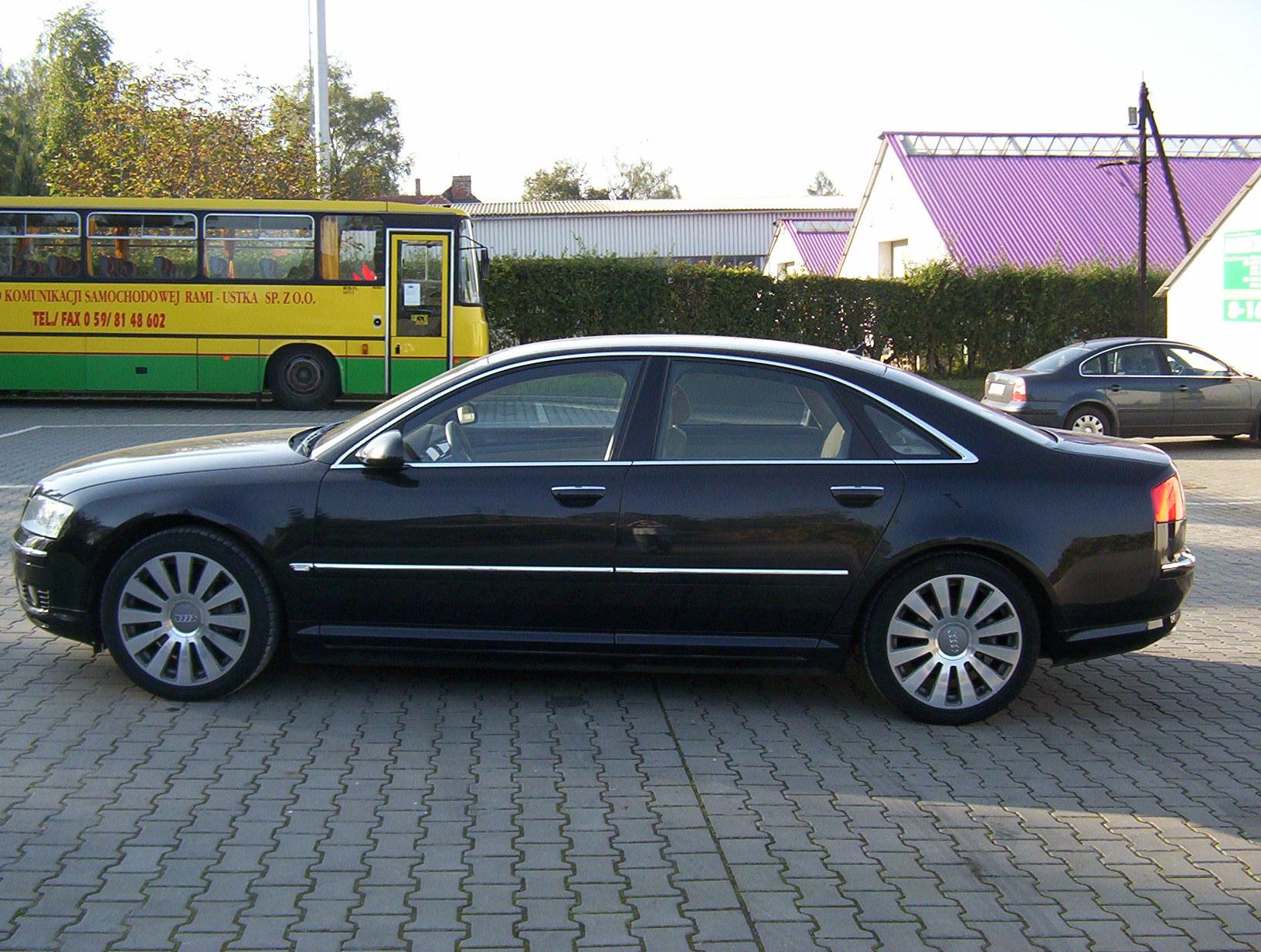 Audi A8 4.0 TDi Quattro