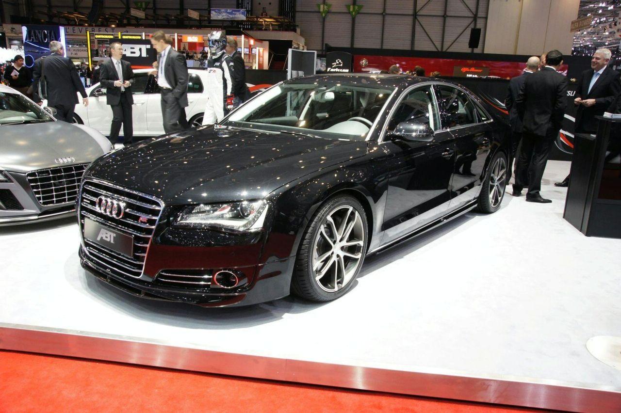 Audi A8 4.2 FSi Quattro