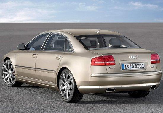 Audi A8 6.0 Quattro