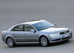 Audi A8 L 3.0 TDi Quattro