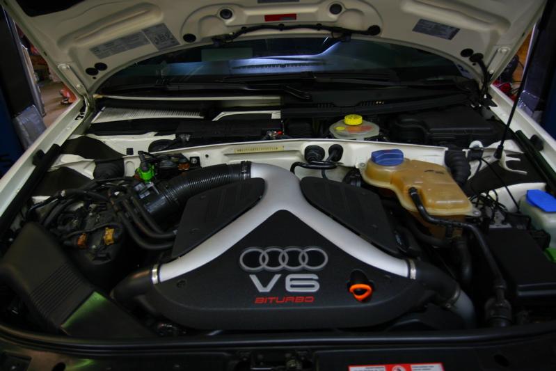Audi Allroad 2.7 T Quattro