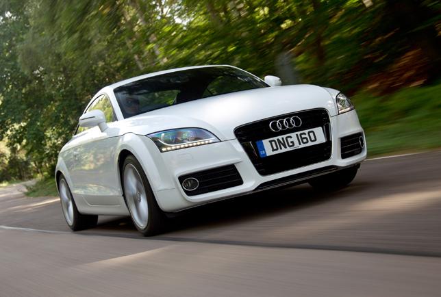 Audi Coupe 1.8