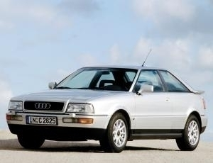 Audi Coupe 2.8 E Automatic