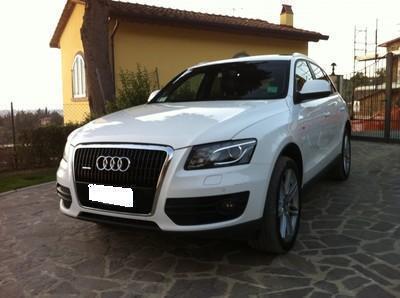 Audi Q5 2.0 TFSi Quattro S-Tronic