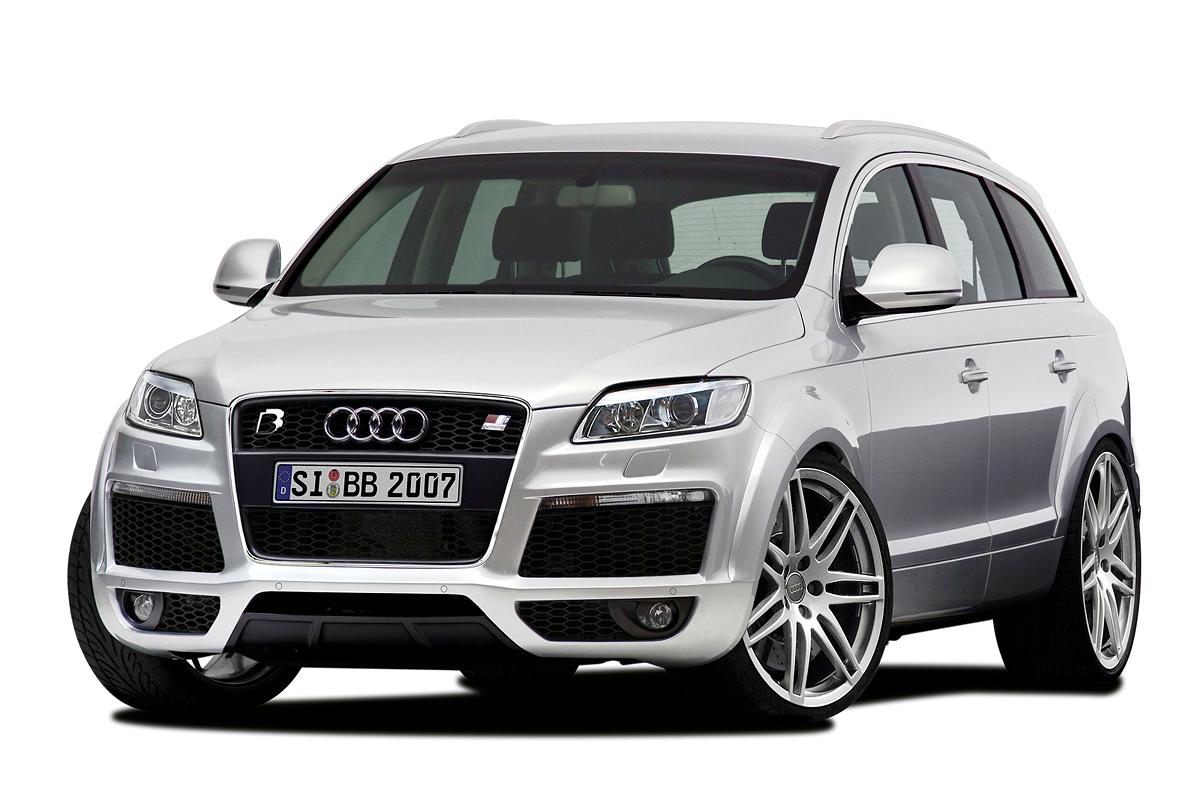 Audi Q7 3.6