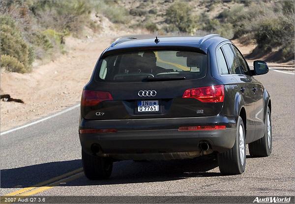 Audi Q7 3.6 FSI
