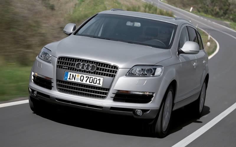 Audi Q7 4.2 TDi Quattro Tiptronic