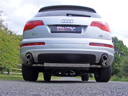 Audi Q7 4.2 FSI quattro AT