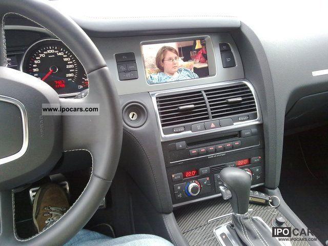Audi Q7 6.0 TDi Quattro Tiptronic