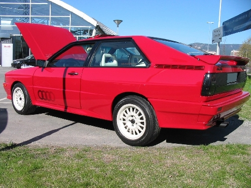 Audi Quattro 2.1 Turbo