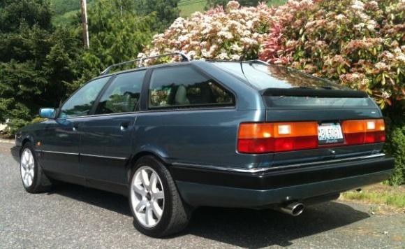 Audi Quattro 2.2 Turbo