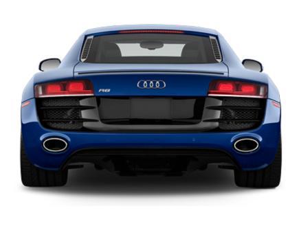 Audi R8 4.2 Coupe Quattro