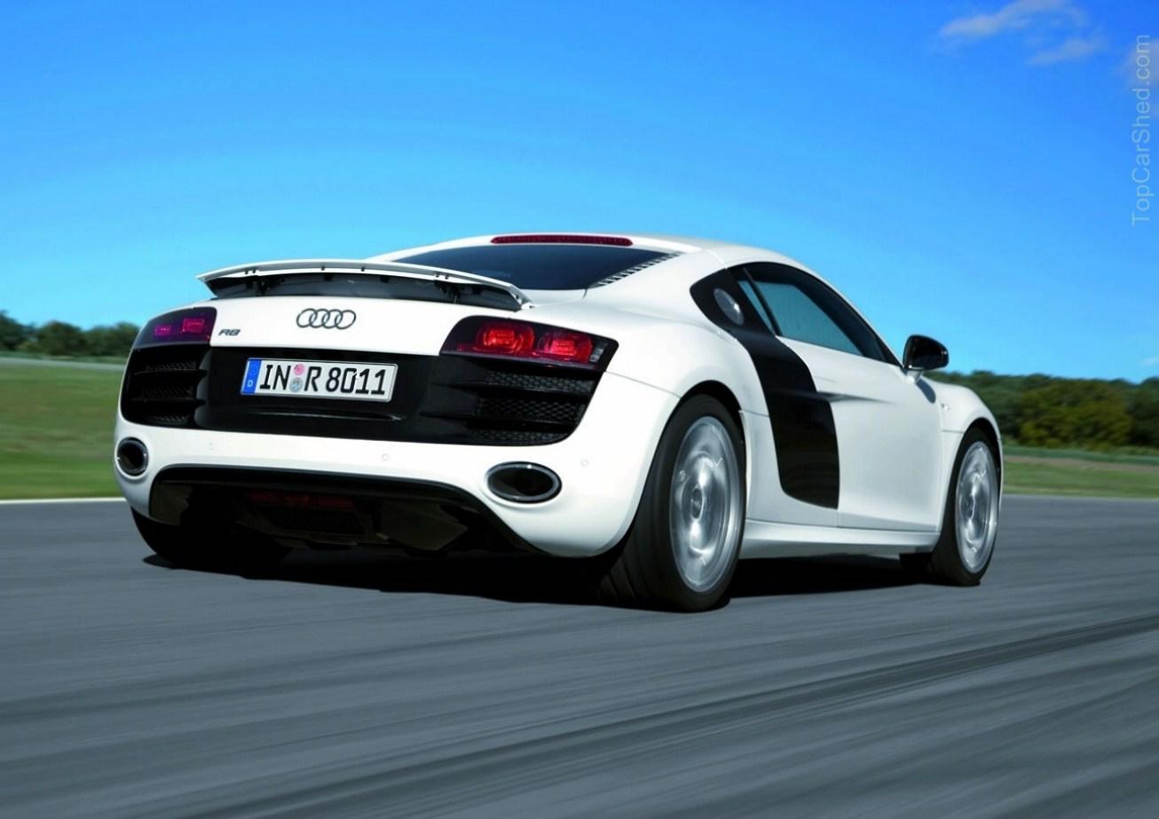 Audi R8 5.2 Coupe Quattro