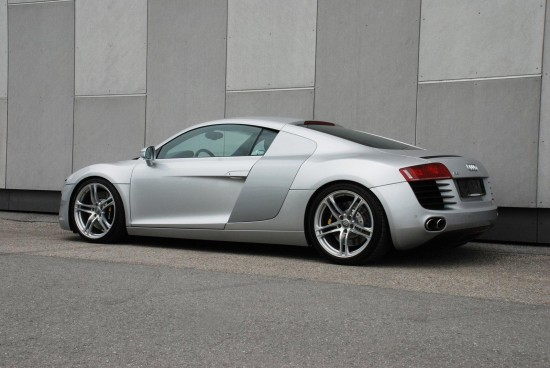 Audi R8 GT 4.2