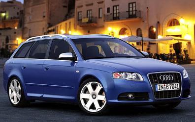 Audi S4 Avant Quattro Tiptronic