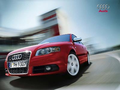 Audi S4 Sport Sedan Tiptronic