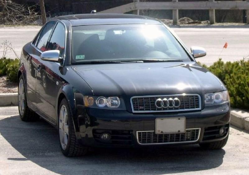 Audi S4 Tiptronic