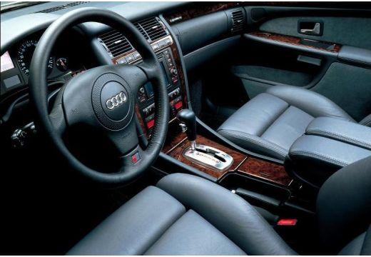 Audi S8 4.2 360hp quattro AT